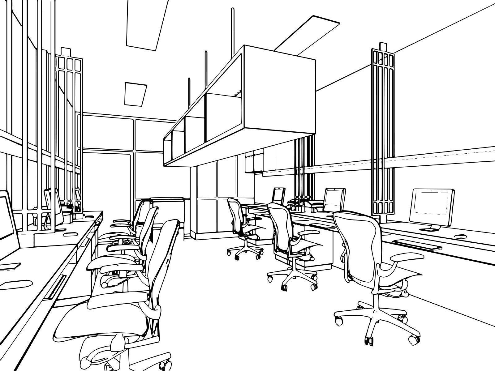 Open Office Drawing Lines : Offices in madrid ofimad reforma alquiler y venta de